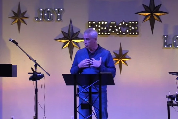 December 11, 2016, 'Come to Worship: Bring Your Gifts' - Troy Gardner