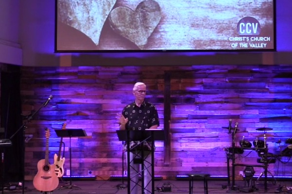 July 23, 2017, 'Putting Love Into Action' - Steve Moore